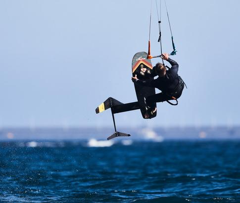 Shinnworld kite foil K2 carbone