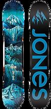 Jones frontier Oli Sebbar snowboard guiding Alpe d'Huez