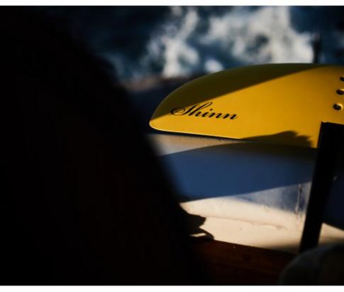 Shinnworld Model P Kite foil