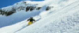 off piste guiding alpe d'huez - ski hors piste alpe d'huez