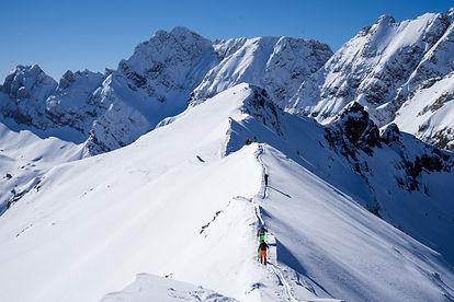 tours en ski de rando alpe d'huez