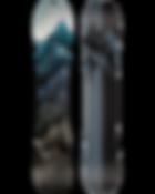 Jones Solution Splitboard guiding alpe d'huez