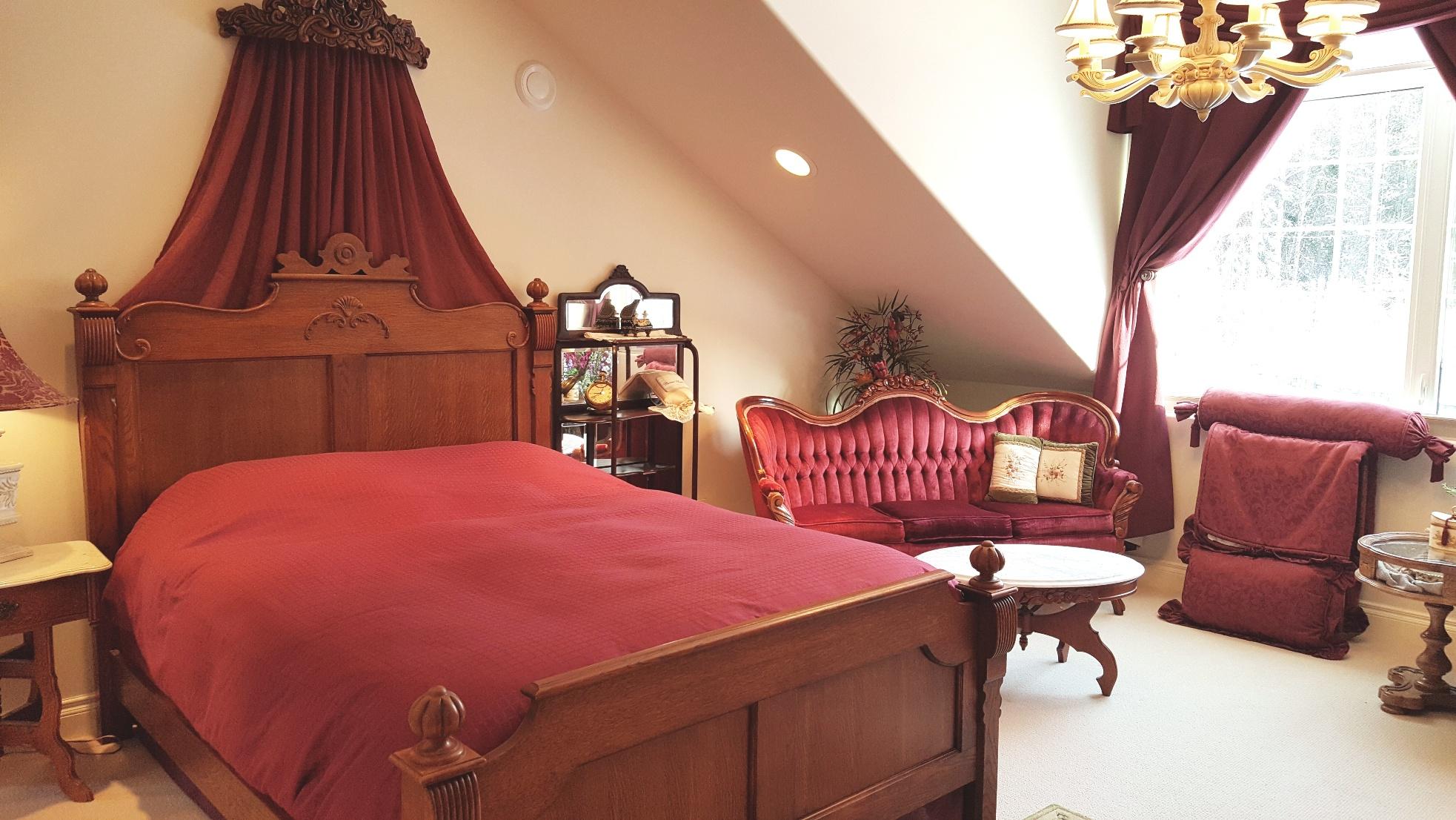 second bedroom landscape