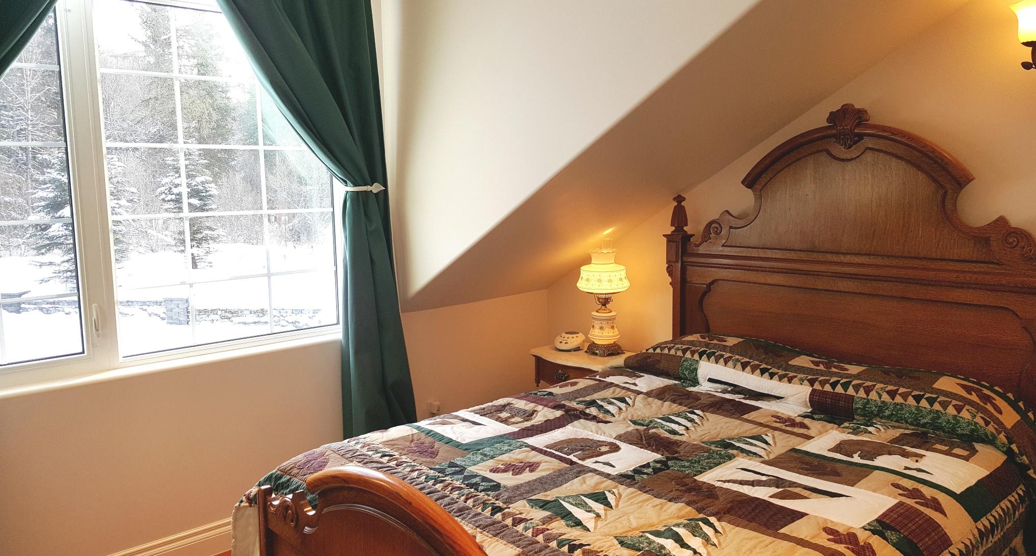 main bedroom landscape