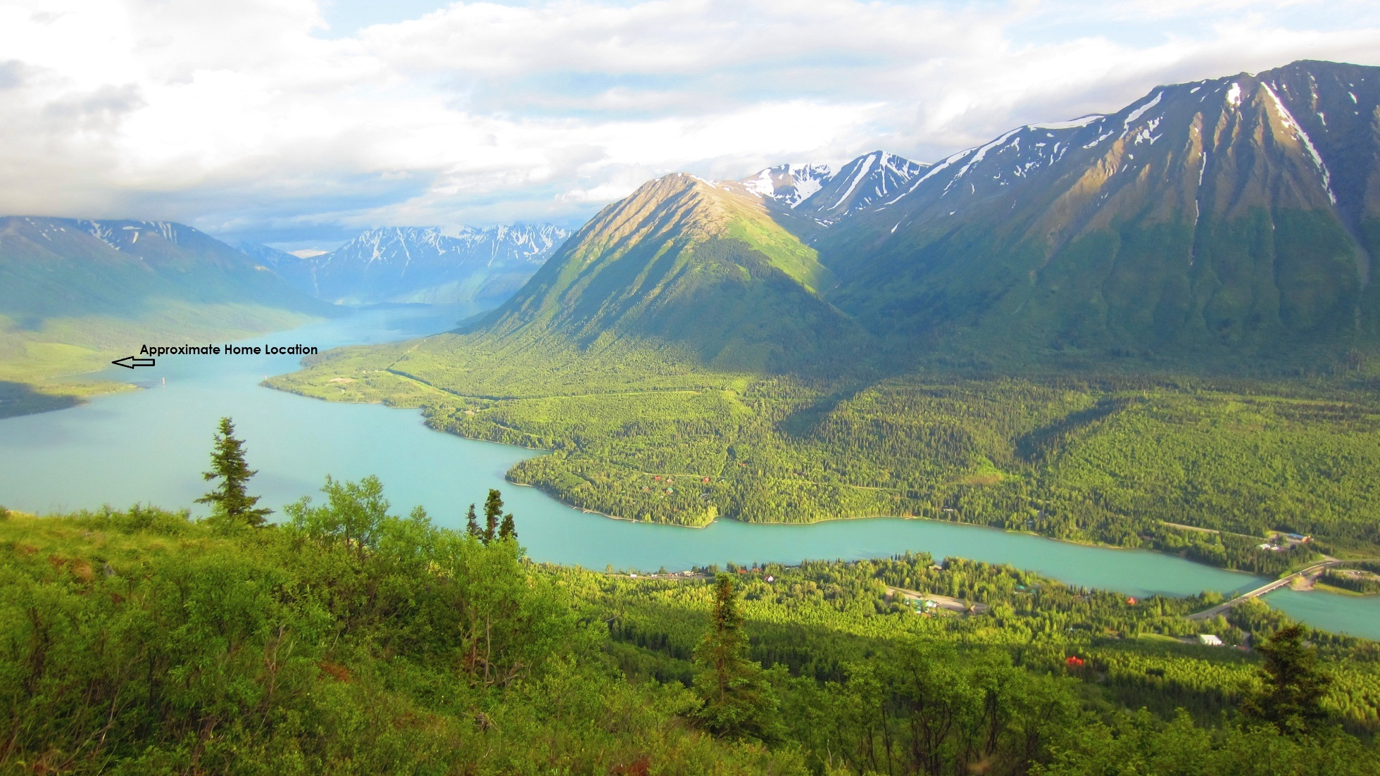 Kenai Lake Shores location