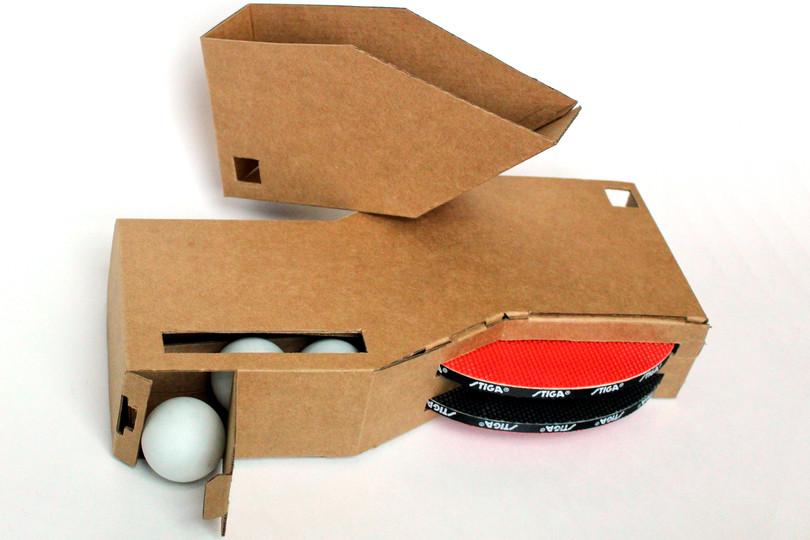 box opened