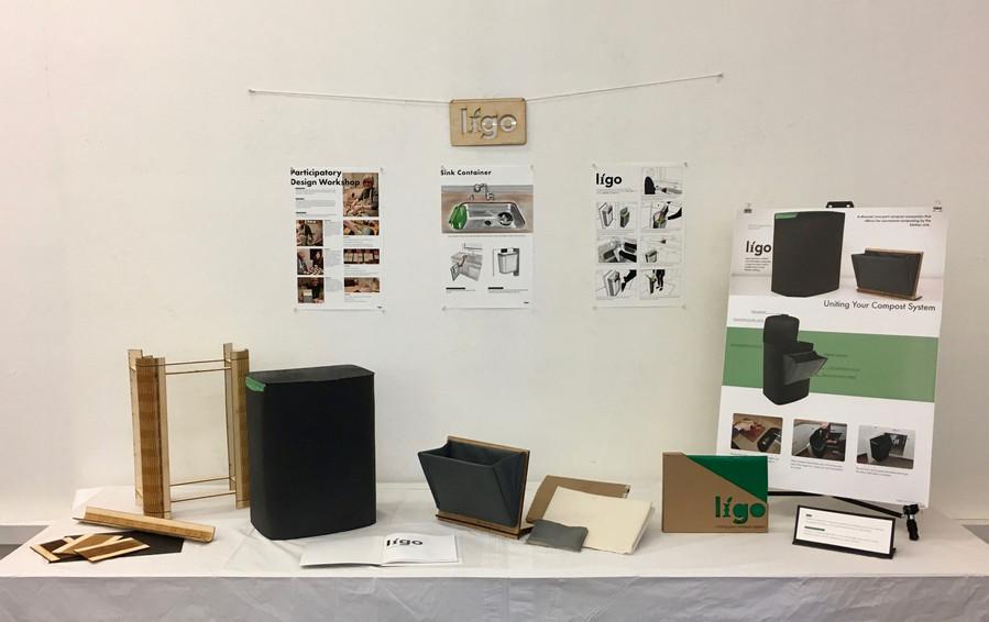 presentation booth