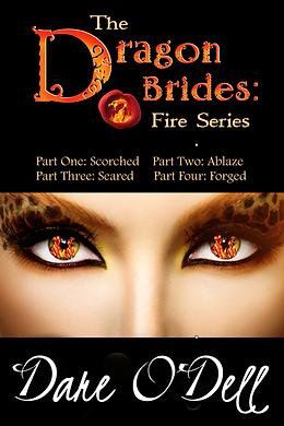 The Dragon Brides, Fire Flat Boxed Set, Dare O'Dell.png