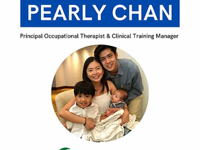 Ms. Pearly Chan: An Occupational Therapist's Thoughts on the Pandemic & Tele-rehab
