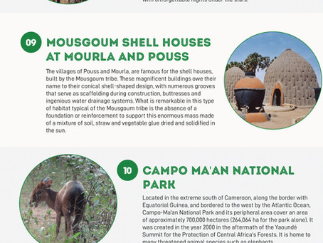 18 Sites You Must Visit in Cameroon