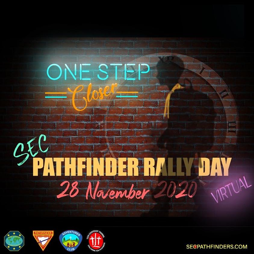 SEC PATHFINDER RALLY DAY