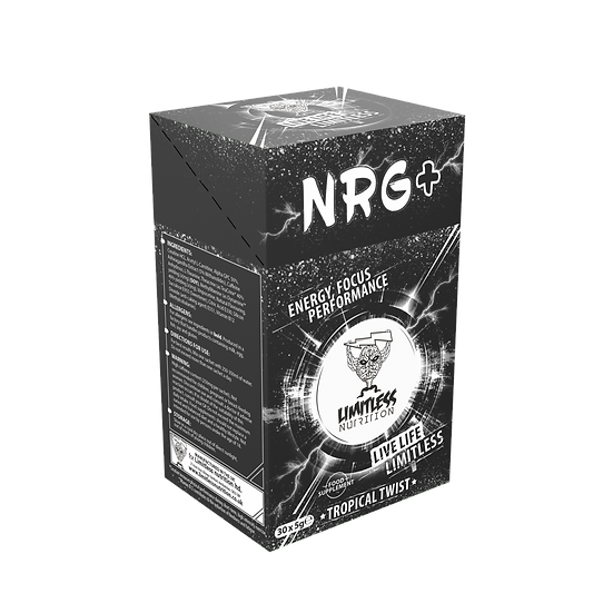 N R G + (Box of 30 sachets)