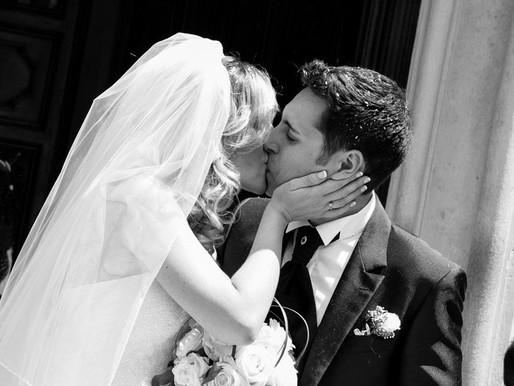 Immagini di un matrimonio ideale