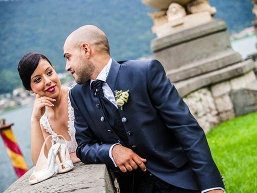 Dirigere gli sposi nei ritratti della fotografia di matrimoni e non solo
