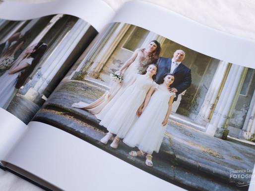 I metodi di stampa fotografica per l'album di matrimonio