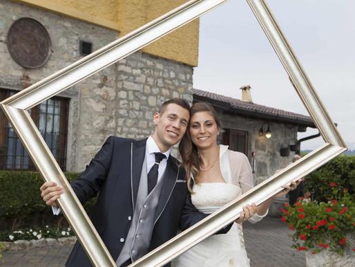 La risoluzione nella fotografia di matrimonio