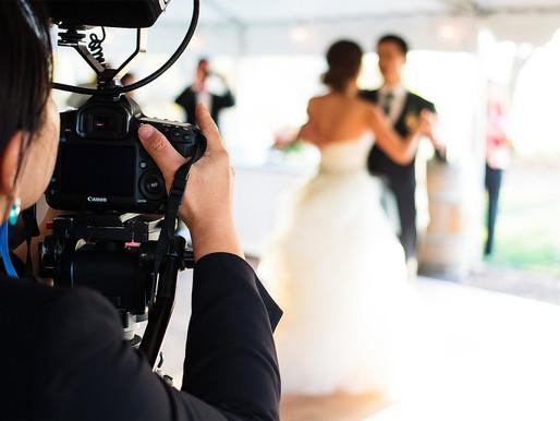 Il corpo macchina nella fotografia di matrimonio