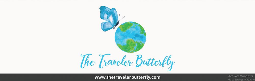 the traveler butterfly