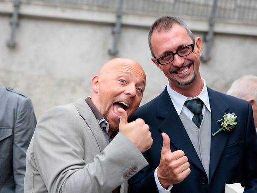 4 consigli per posizionare lo sposo nelle foto di matrimonio