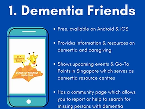 5 Dementia-friendly Apps for Seniors