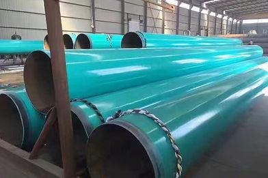 pipeline-polyurethane-solventless-coatin