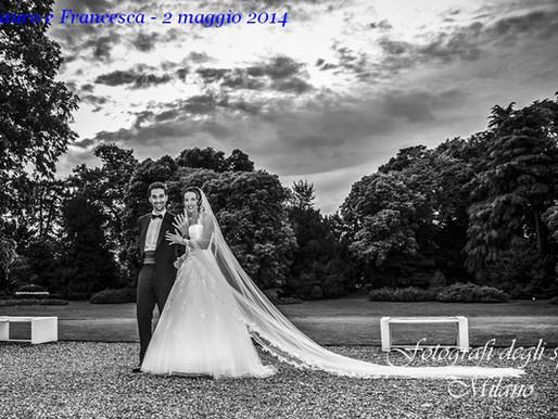 L'esposizione nella fotografia di matrimonio