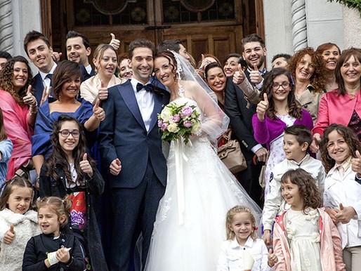 I ritratti di famiglia nella fotografia di matrimonio
