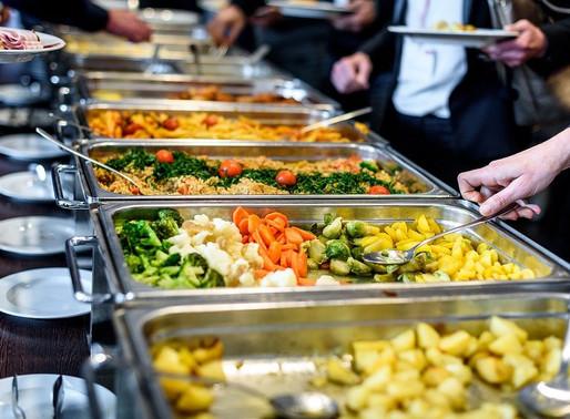I pro e I contro del buffet matrimonio