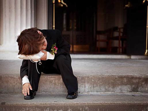 La fotografia di matrimonio: foto all'aperto