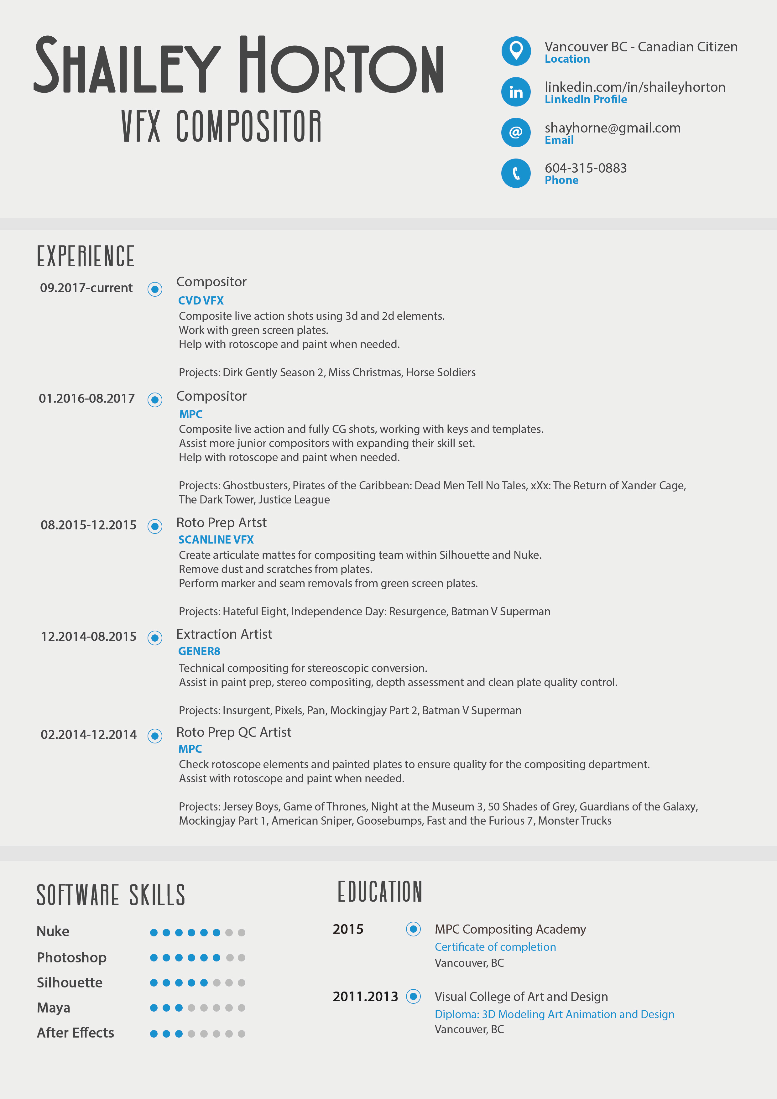 compositor resume sample creative attention getters for essays