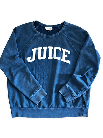 collegiate crewneck