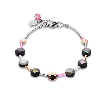 Swarovski Crystal Mother of Pearl Bracelet