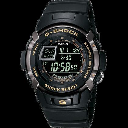 Black Digital G-Shock Classic Casio Watch