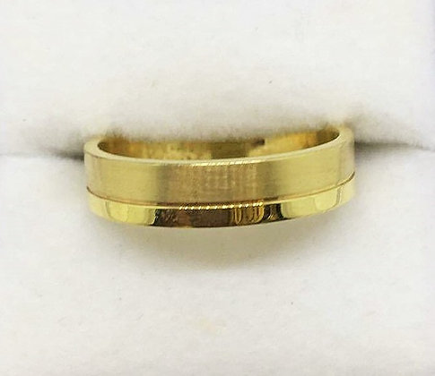 14ct Yellow Gold Wedding Ring
