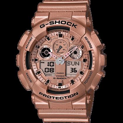 Rose Casio Watch
