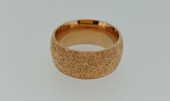 14ct Rose Gold Diamond Wedding Band