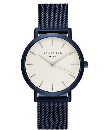 Blue Mercer Rosefield Watch