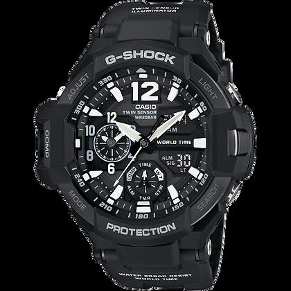 Black G-Shock Air