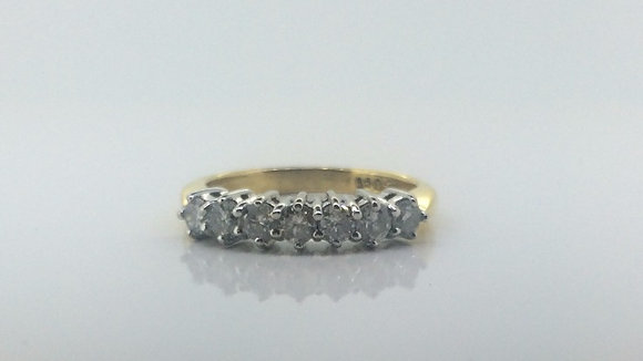 18ct Yellow Gold Engagement Ring