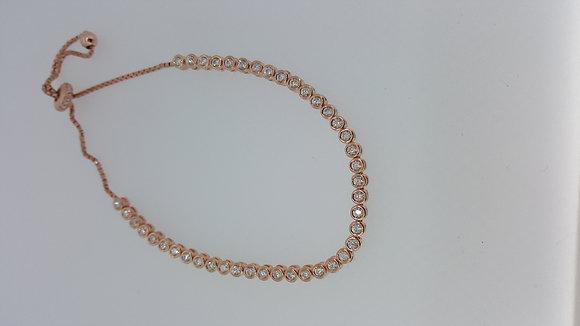 Rose Gold Plated Bracelet
