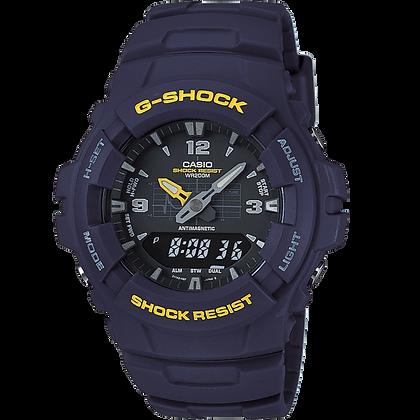 Blue G-Shock Casio Watch