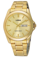 Gold Plated Lorus Watch