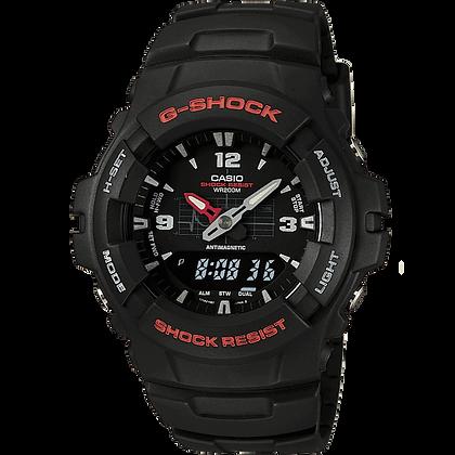 Black G-Shock Casio Watch