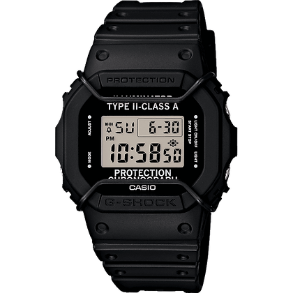 Black G-Shock Limited Edition Casio