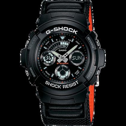 Black G-Shock Classic Watch