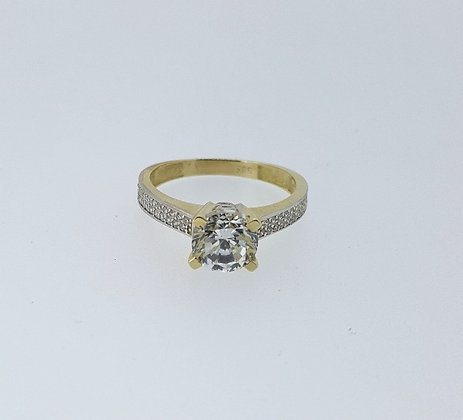 14ct Engagement Ring