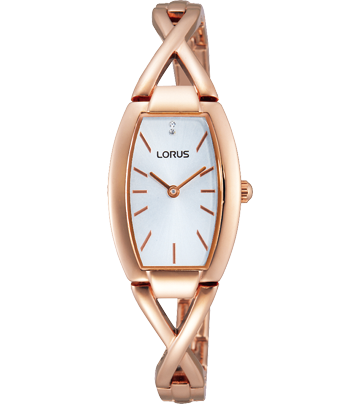 Brass Curved Watch