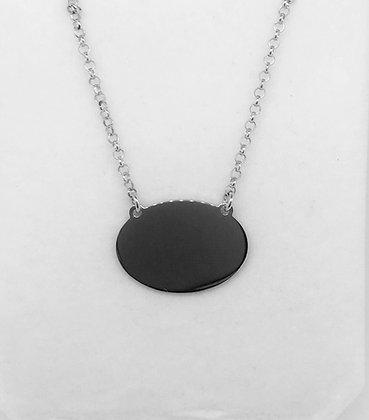 S/Silver Pendant