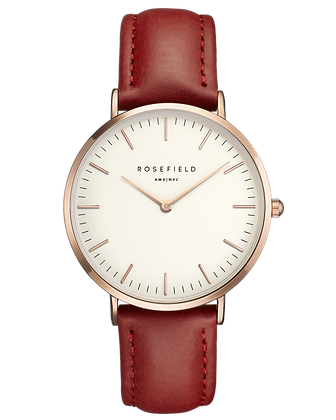 Red Bowery Rosefield Watch