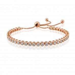 Waterford Jewellery Rose Tennis Bracelet